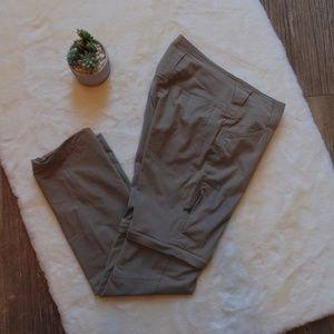 Columbia Omni-Shield Zip Off Pants
